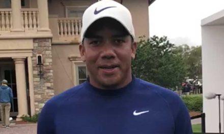 Entrevista a Jhonatan Vegas en The Players Championship