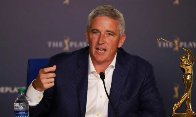 """Jay Monahan, comisionado del PGA Tour, tajante: """"No vamos a jugar con nuestras propias reglas"""""""