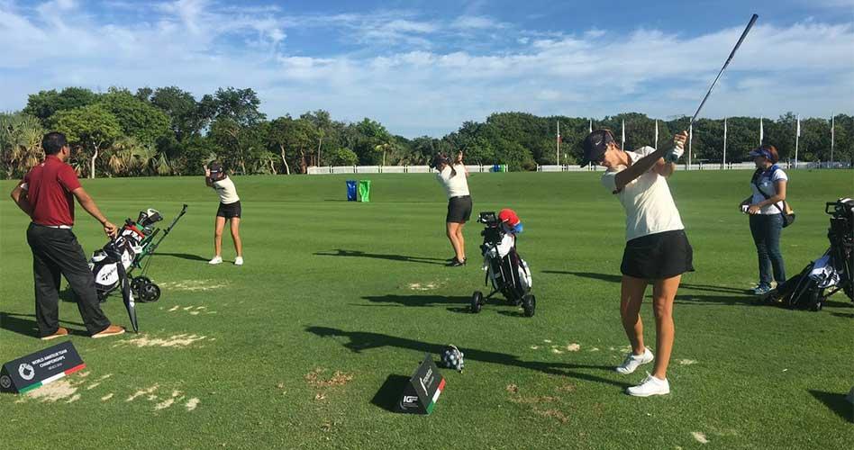 Venezuela fue cuarto en damas del Sudamericano Juvenil de Golf