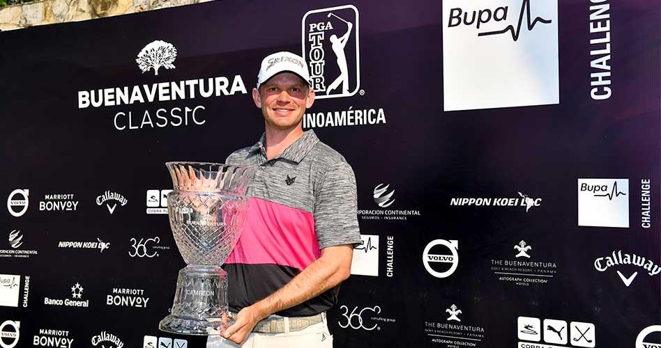 Wolfe dominó el Buenaventura Classic en Panamá