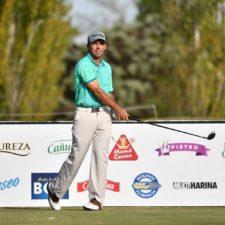 Clodomiro Carranza (ARG) se mantiene expectante en el 2do lugar en el certamen que se desarrolla en el Cañuelas Golf Club