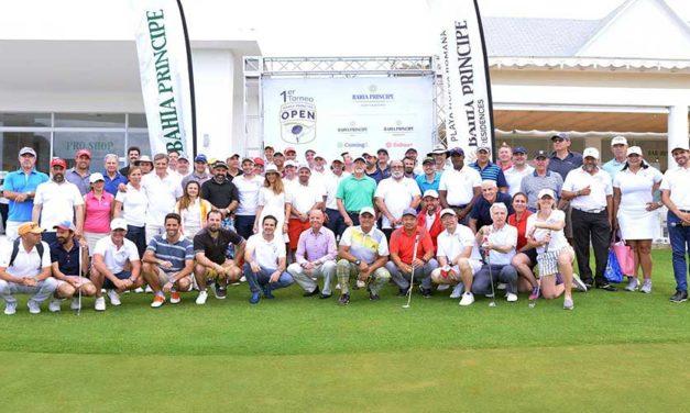 Bahia Principe Golf distingue a los ganadores de su I Torneo Bahia Principe Open en República Dominicana
