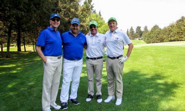 Club de Golf Vallescondido gana la copa AGVM del LXXI Torneo Interclubes del Valle de México