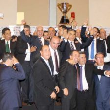 Club de Golf Vallescondido gana la copa LXXI Torneo Interclubes del Valle de México