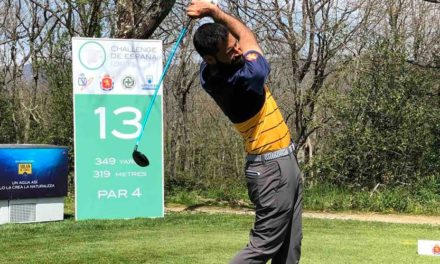 El camino al European Tour empieza en Izki Golf