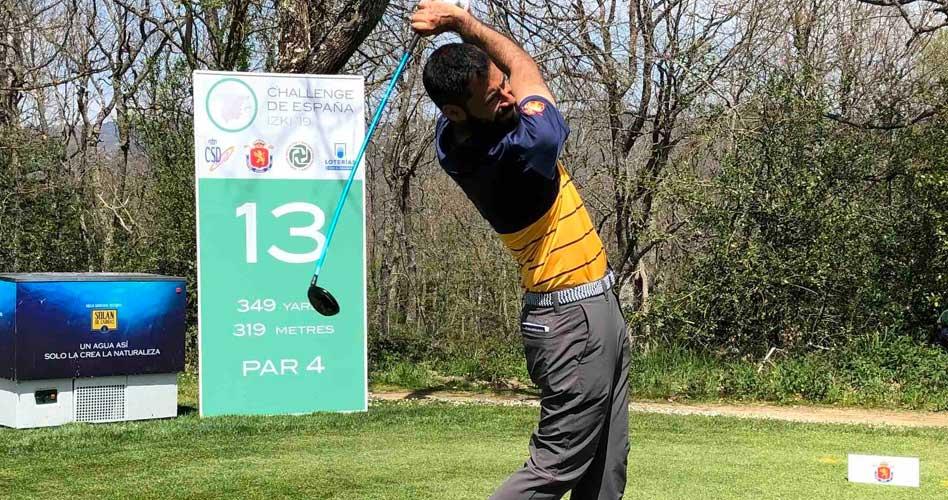 El camino al European Tour empieza en Izki Golf