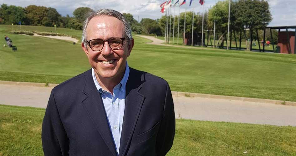 Francisco Schröder, nuevo presidente del Real Club de Golf El Prat