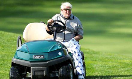 John Daly solicita un buggy para jugar el Open en Irlanda y la R&A dice que «lo está estudiando»