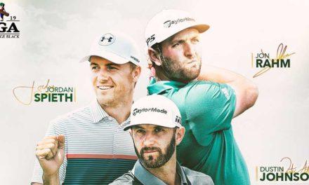 Jon Rahm recibe tratamiento de estrella y jugará con DJ y Spieth las dos primeras jornadas del US PGA