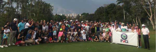 Vanessa Gilly conquistó Torneo del Valle Arriba Golf Club