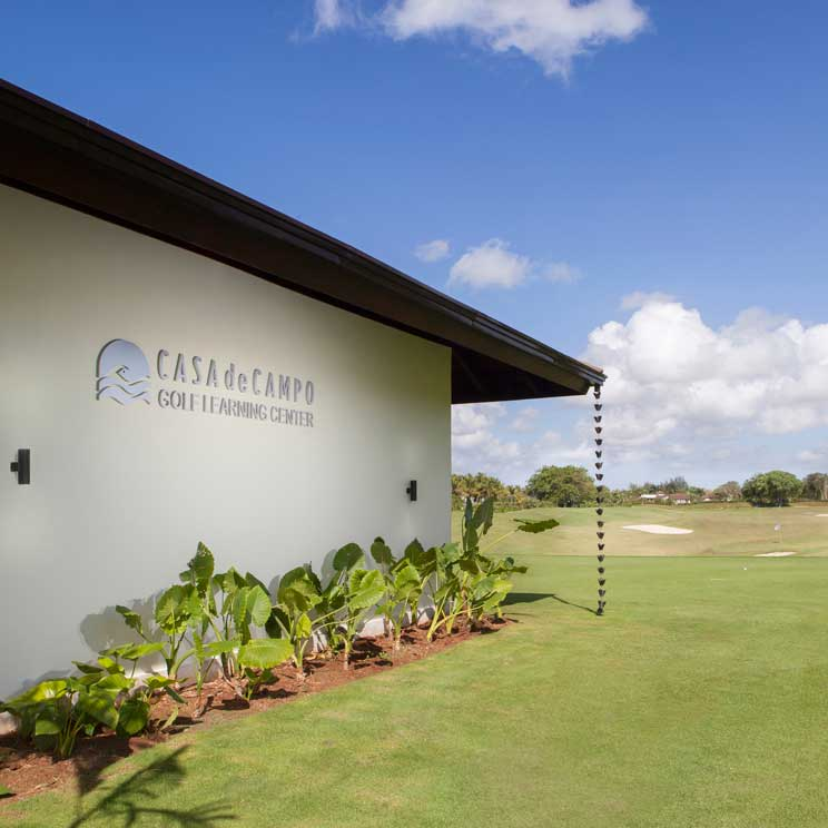 El nuevo Golf Learning Center de Casa de Campo