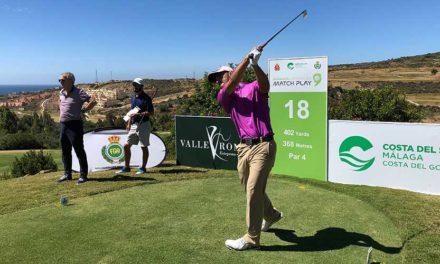 El Andalucía Costa del Sol Matcha Play 9 comenzará a dirimir el camino al European Tour 2020