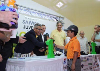 Galería, Premiación II Abierto Sambil Juvenil