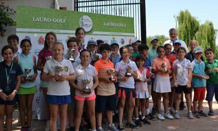 Lauro Golf Resort sigue creando deportistas con el Gran Premio Pequecircuito 2019