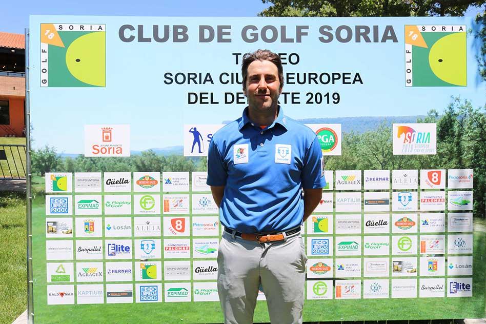 Manu Ballesteros, primer líder en solitario en Soria
