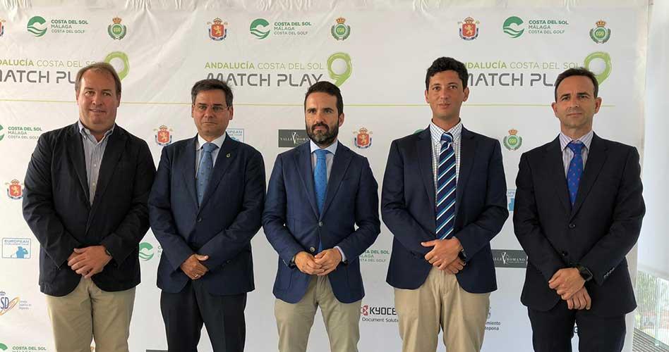 Valle Romano Golf & Resort dirimirá el ganador del Andalucía Costa del Sol Match Play 9