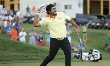 Argentino Nelson Ledesma gana en emocionante final en Colorado y llega al PGA TOUR