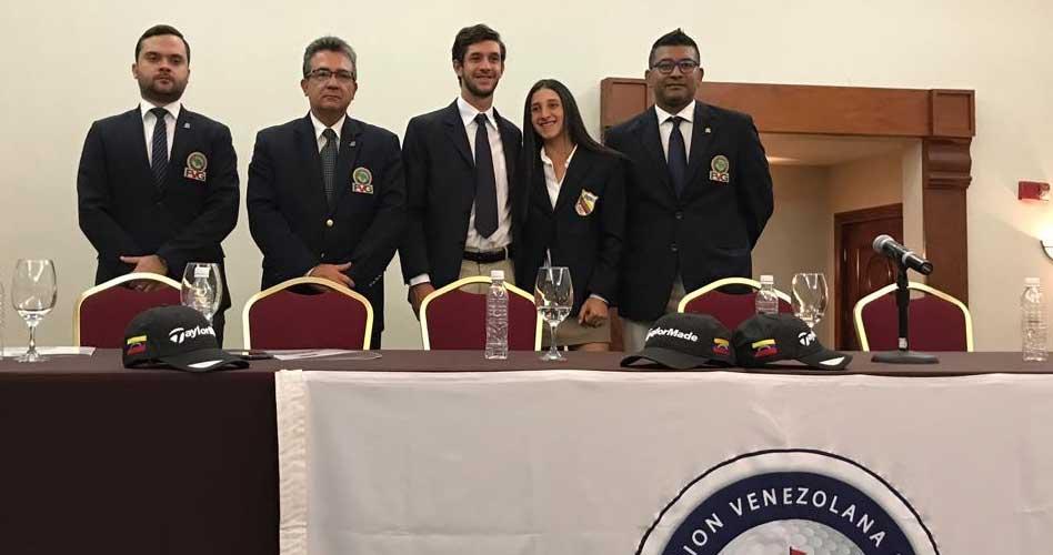 Cuatro golfistas por Venezuela en Juegos Panamericanos de Lima