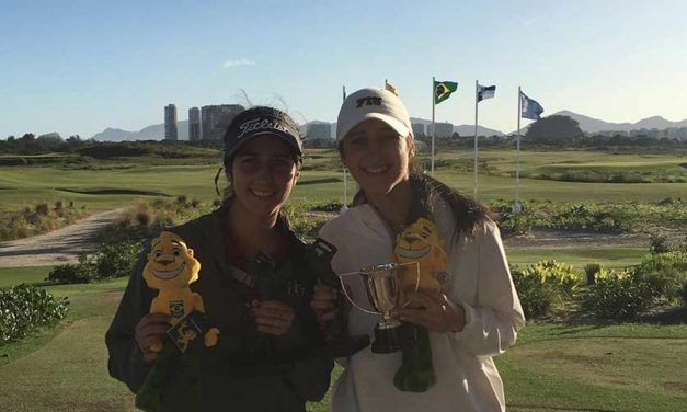 Golf Venezolano campeón en torneo brasileño