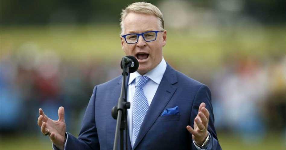 Keith Pelley, CEO del European Tour: «El golf no puede seguir haciendo lo mismo cada semana»