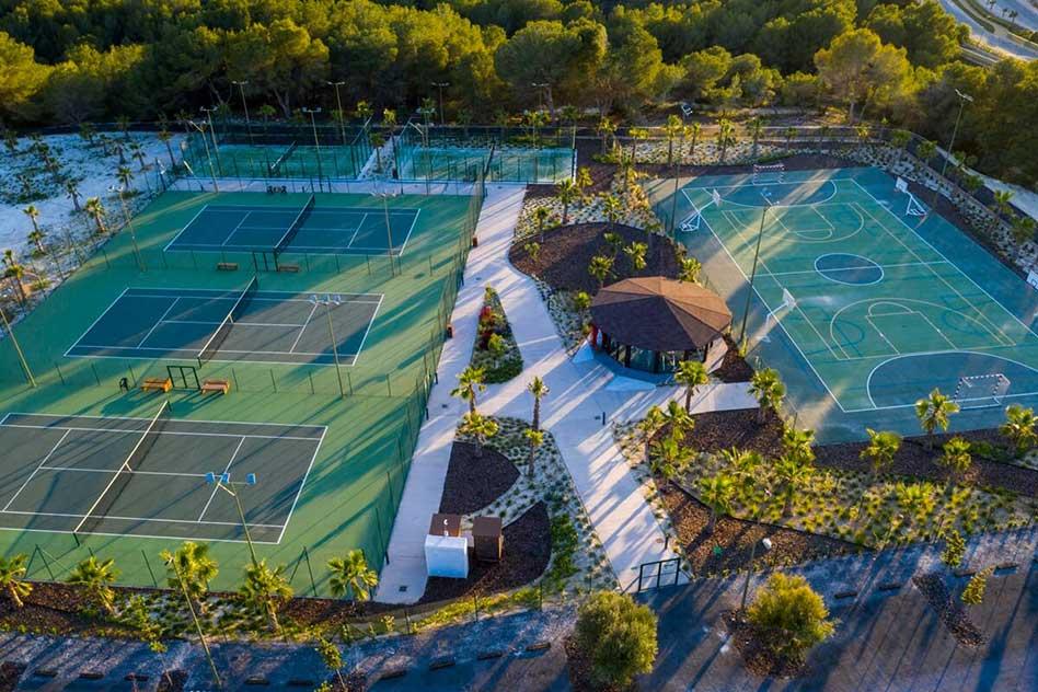 Las Colinas Golf & Country Club abre nuevas instalaciones para los amantes de la salud, el deporte y el bienestar
