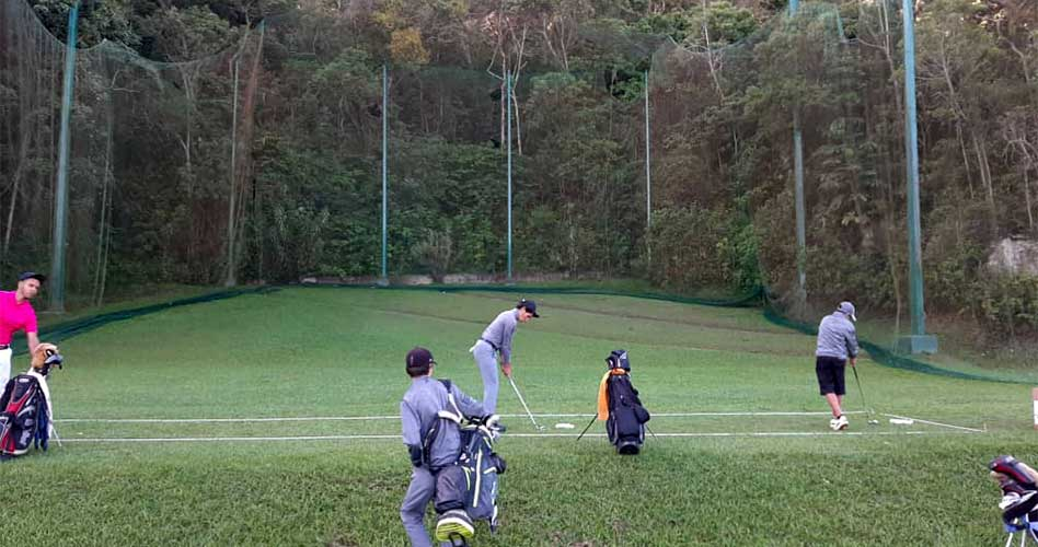 Los mejores exponentes del golf en el Campeonato Nacional Juvenil