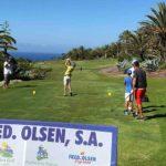Tecina Golf, golf de máximo nivel en el Fred. Olsen Alps de la Gomera