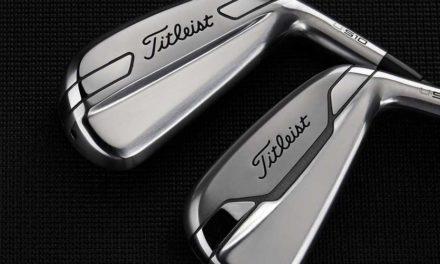 Titleist presenta los nuevos hierros utilitarios Serie U