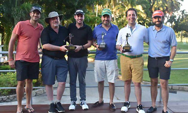 2o Torneo de Golf del Colegio de Contadores Públicos de México en Acapulco