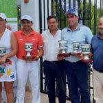 El Circuito de Andalucía de Profesionales de la Real Federación Andaluza de Golf cierra con éxito su cuarta temporada en Lauro Golf Resort