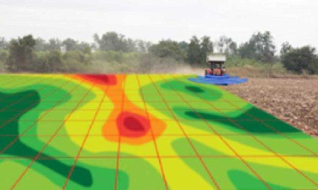 Protocolo para el mapeo de la humedad del suelo del campo de golf