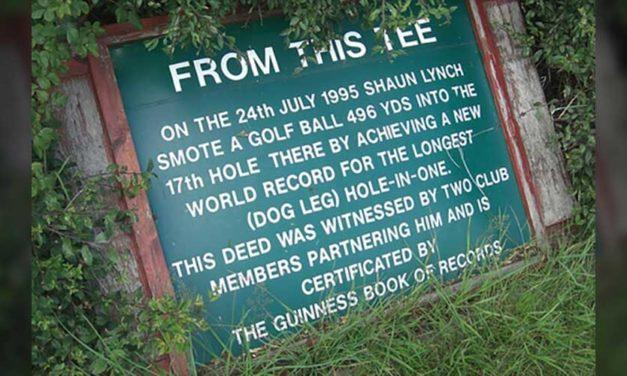 ¿Sabías que… En la historia del golf solo hay 4 cóndores registrados, cuatro bajo par en un hoyo?