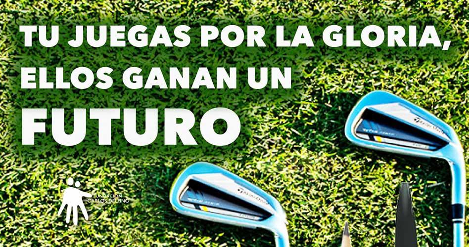 Torneo de Golf a beneficio Fundación Carlos Delfino, Inscripciones Abiertas
