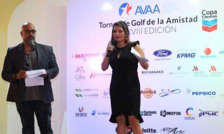 ¡El Torneo de Golf de la Amistad AVAA fue todo un éxito!