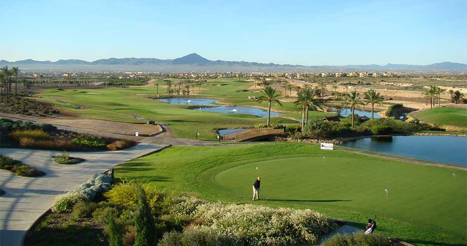 Hacienda del Álamo Golf acoge del 15 al 20 de septiembre la final Internacional The Amateur Golf World Cup 2019
