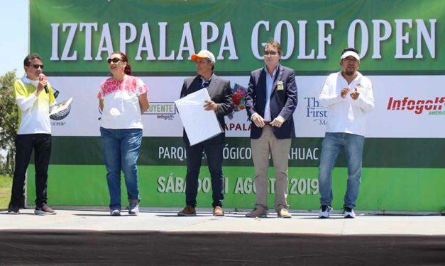 Iztapalapa Golf Open