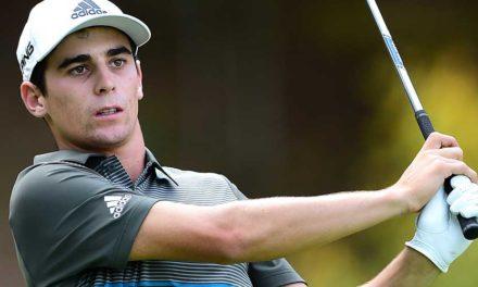 Joaquín Niemann busca su primer título en el PGA TOUR