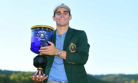 Niemann gana su primer título en el PGA TOUR