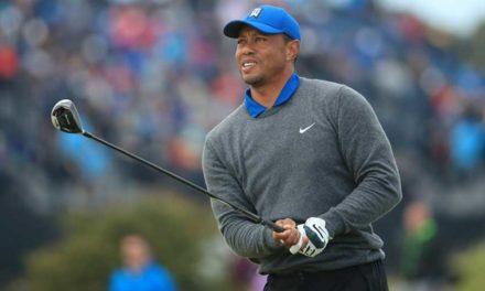 Tiger anuncia por sorpresa que fue operado por 5ª vez de su rodilla izquierda y estará 2 meses de baja